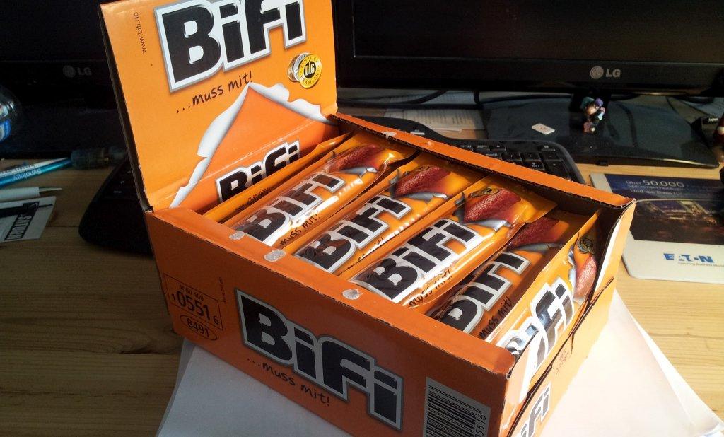 BiFi ...muss mit!