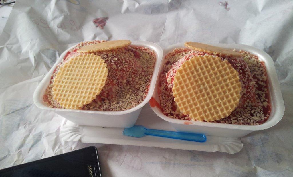 Eiswaren