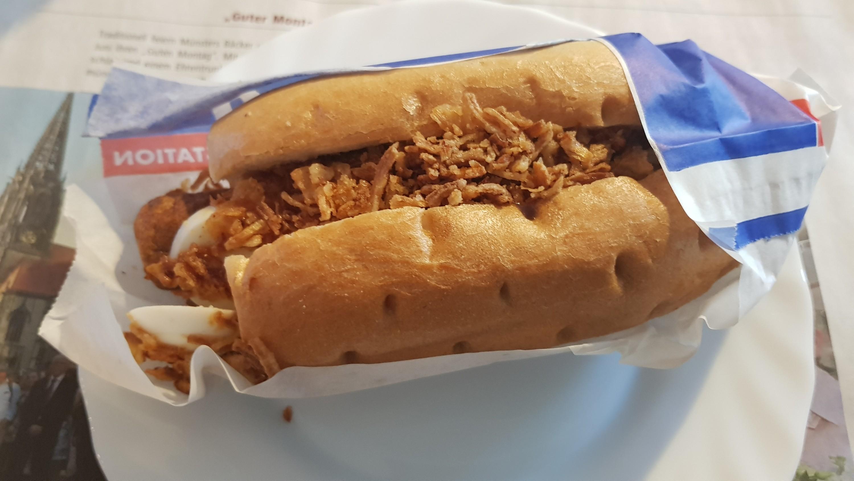 Hotdog zum Wochenende
