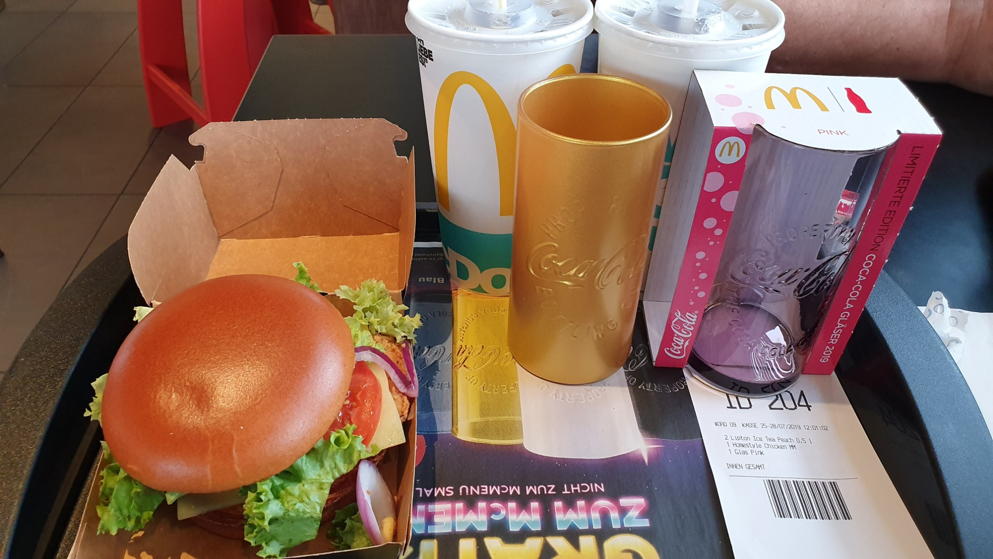 Mcdonalds Kein Frühstück