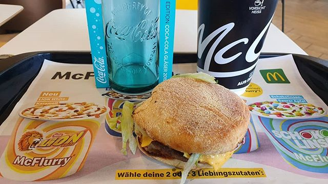 McMuffin Double Beef TS