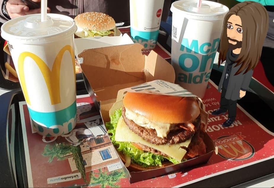 Mittags Burger