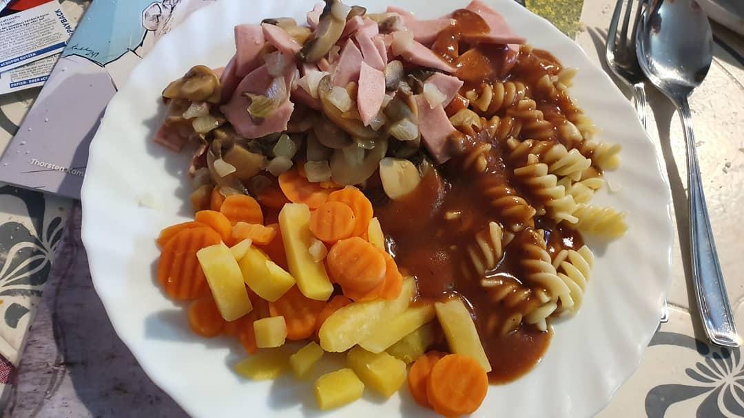 Was zu Essen