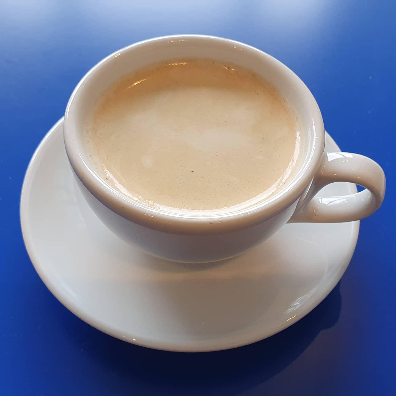 Reifenwechsel Kaffee