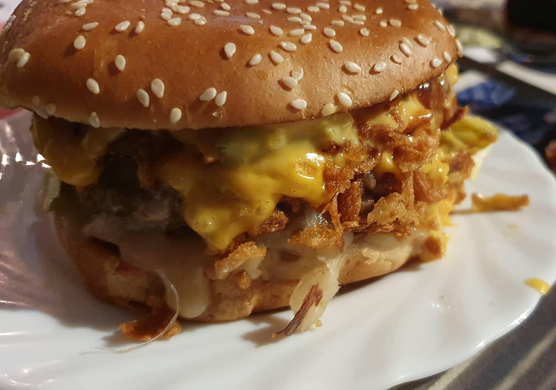 Gievenbecker Abend Burger