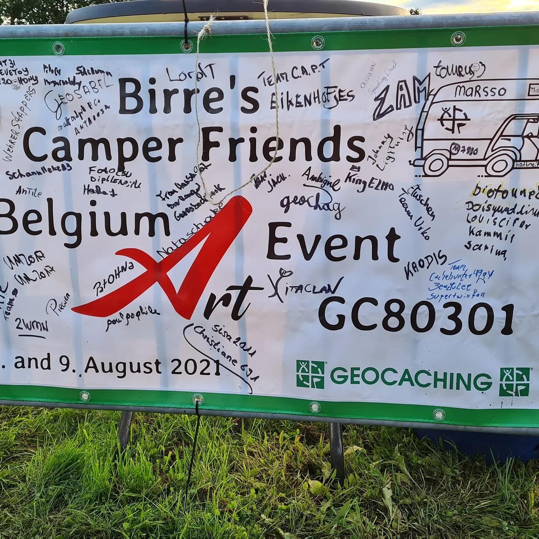 GC80301 Belgium Art Event